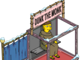 Dunk the Monk