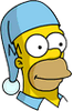 Homer Nightcap Icon