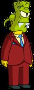 Alien Brockman