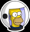 Deep Space Homer Sidebar