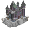 Dracula's Castle Menu