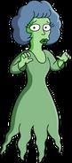 Maude's ghost