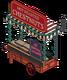 Hot Roasted Chestnuts Cart Menu