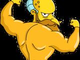 New God Mr. Burns