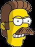 Shredded Ned Annoyed Icon