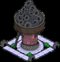 Springfield Games Cauldron Menu
