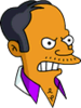 Sanjay Angry Icon