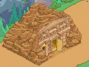 Cursed Tomb animation