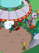 Elf Bart-Search for Santa Claus