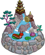 Screamapillar Pond Menu