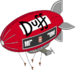 Tapped Out Duff Blimp