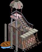 Aqua World Fishing Platform Menu