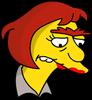 Groundskeeper Wilma Sad Icon