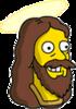 Jesus Christ Happy Icon