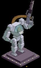Mech Robot Menu
