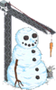 Best Snowman Ever Man Shaped Snow Level 4 Upgrade