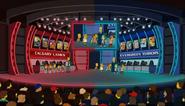 Conflict of Enemies Indoor Stage in the show