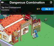 Dangerous Combination Quest