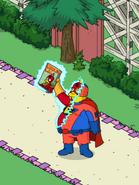 Everyman Using Power-Absorption Power