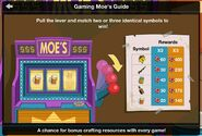 Gaming Moe's Slot Machine Guide