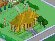 Mansion of Solid Gold animation