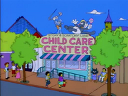 Child Care Center in the show