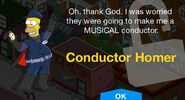 ConductorHomerUnlock