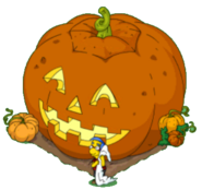 Milhouse grand pumpkin