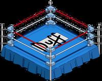 Boxing Ring Menu