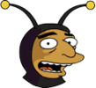 Bumblebee Man Icon