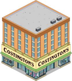 Costingtons