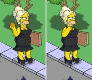 Pride Homer Restocking the Oranges (1)