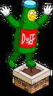 Tipsy Duff Topiary