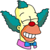 Krusty Confident Icon