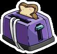 Time Travelling Toaster Sidebar