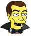 Count Dracula Excited Icon