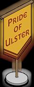 Pride of Ulster Banner Menu