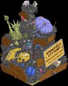 Springfield Dump 4 Menu