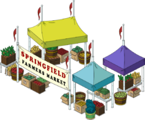Springfield Farmers Market Menu