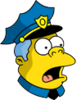 Wiggum Surprised Icon