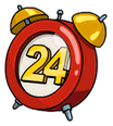 Job Manager 24 hour Jobs Icon