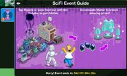 Scifi Event Guide