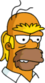 Homer Barbarian Icon