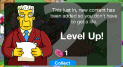 Level 21 Message