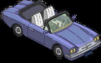 Mr. Powers Car Icon