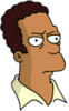 Virgil Simpson Annoyed Icon