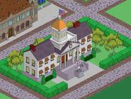 Juvenile Courthouse animation
