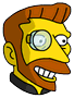 Mastermind Hank Scorpio Happy Icon