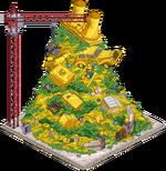 Money Mountain at Level 10