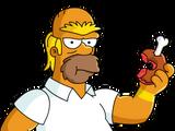 Homer Barbarian